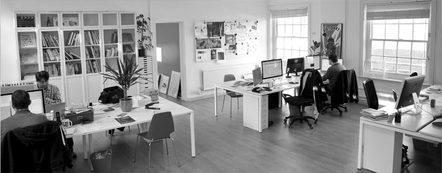 Kinetic Creative Office